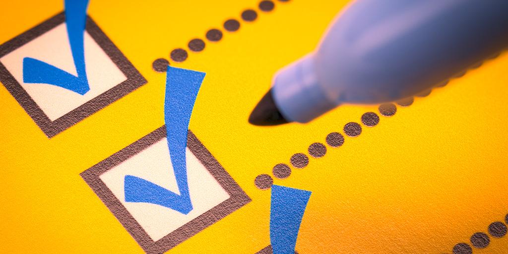 lyckas med testautomatisering - checklista